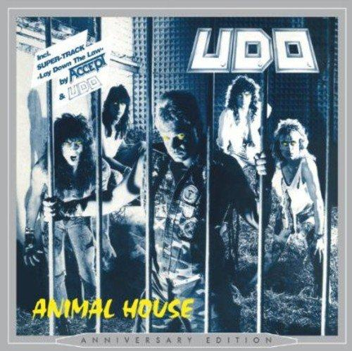 U.D.O. - Animal House (Reedice)