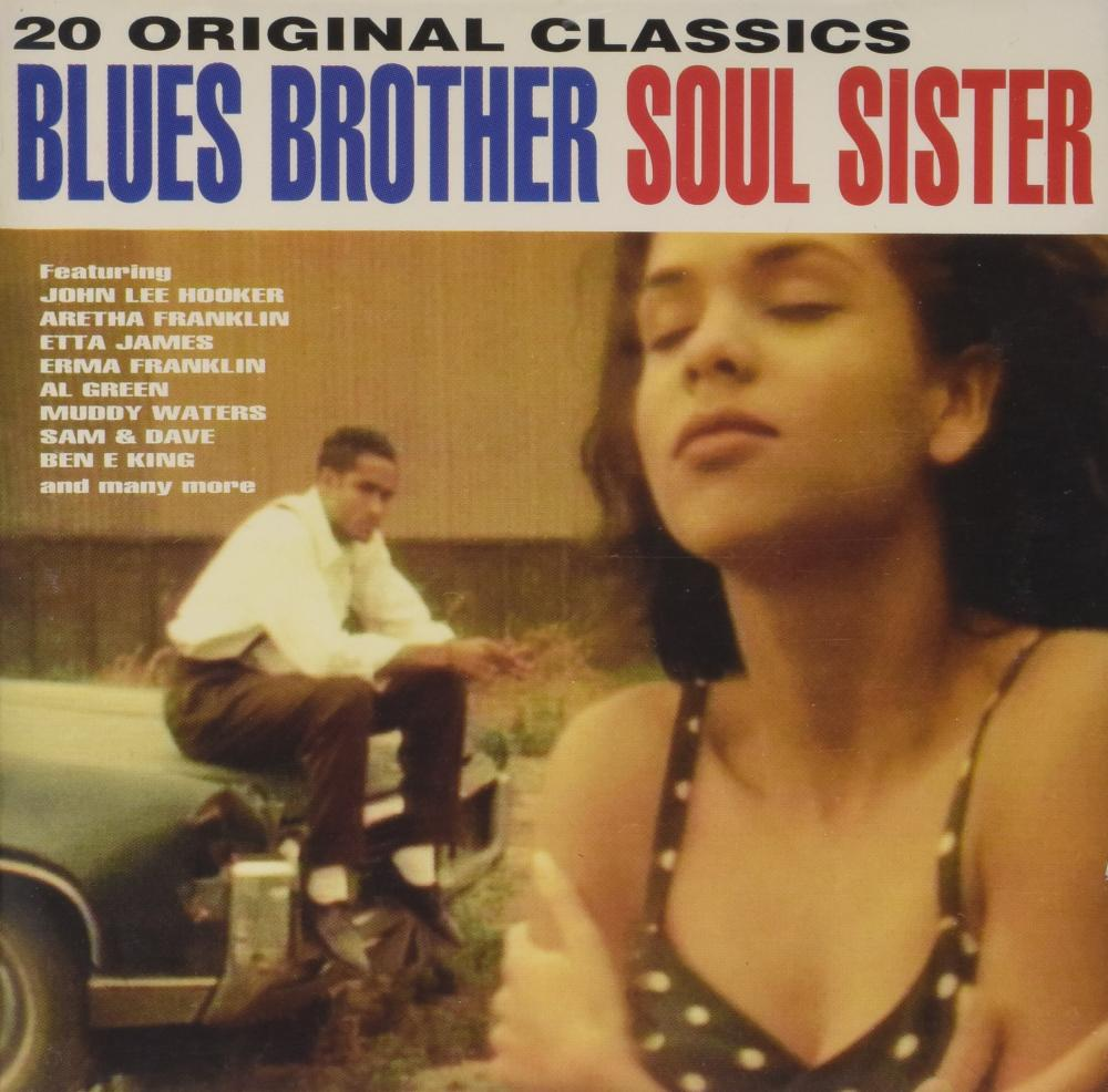 Various Artist - Blues Brother Soul Sister