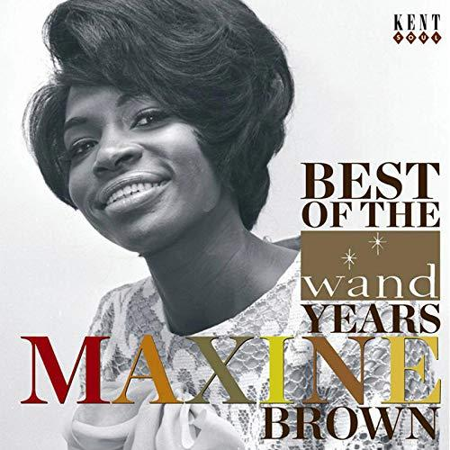 BROWN, MAXINE - BEST OF THE WAND YEARS