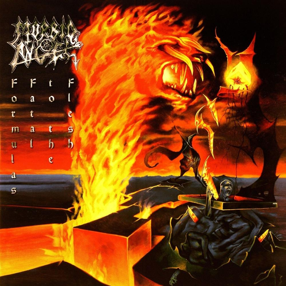 Morbid Angel - Formulas Fatal to the Fle