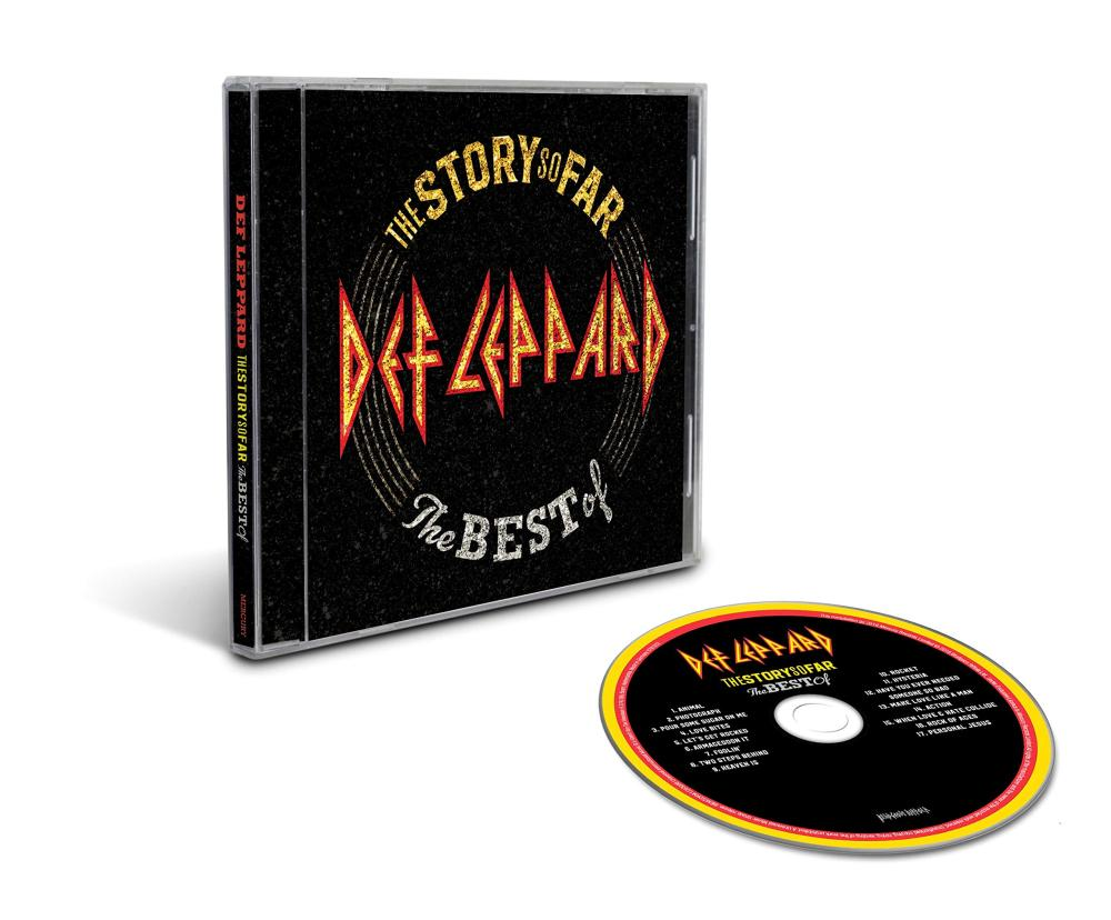Def Leppard - Story so Far. ...The Best of