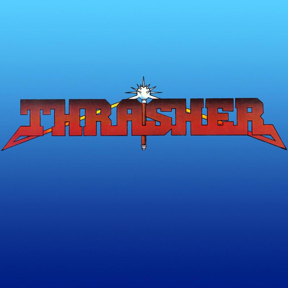 Thrasher - Burning at the Speed of L