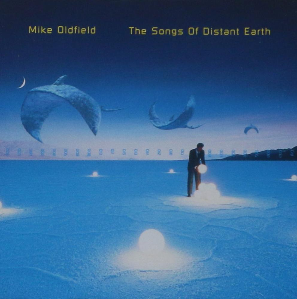 Mike Oldfield - Songs of Distant Earth,The