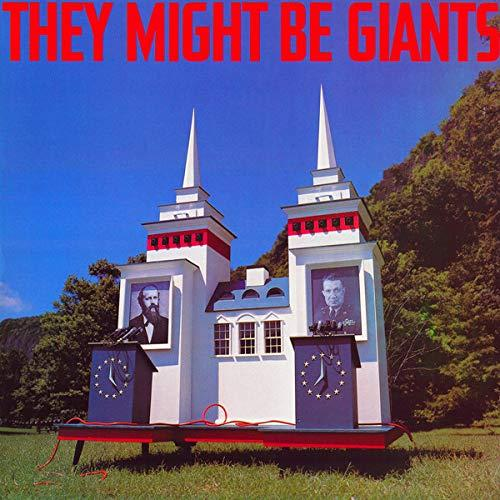 THEY MIGHT BE GIANTS - LINCOLN -HQ/COLOURED-