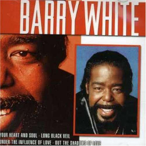 BARRY WHITE - BEST OF