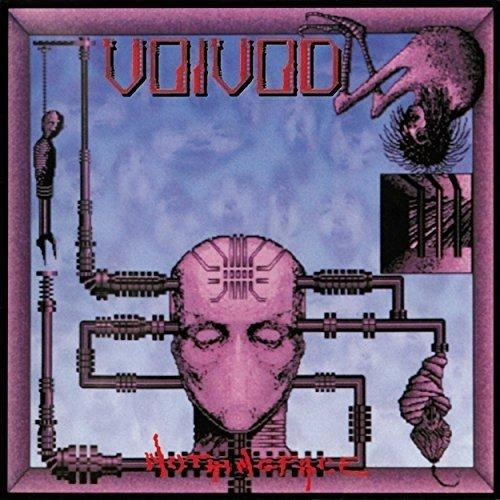 Voivod - Nothing Face
