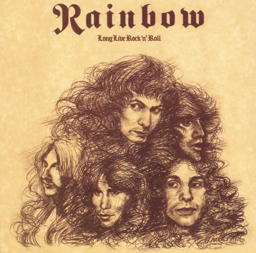 Rainbow - Long Live Rock'N'Roll 1976