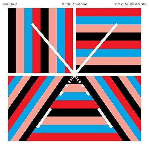 TOUCHE AMORE - 10 YEARS/1000 SHOWS -COL-
