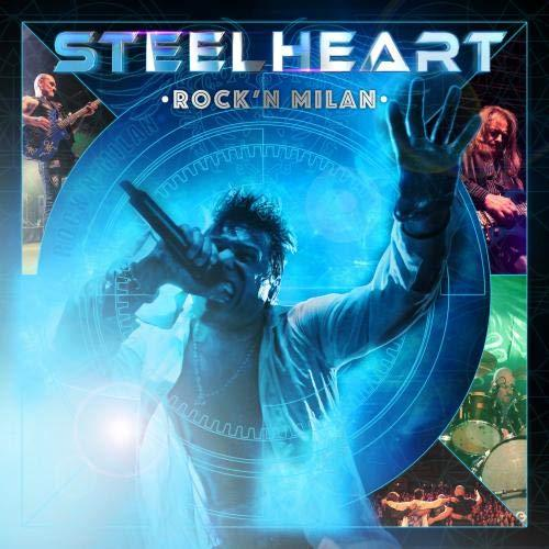 STEELHEART - ROCK 'N MILAN -CD+DVD-