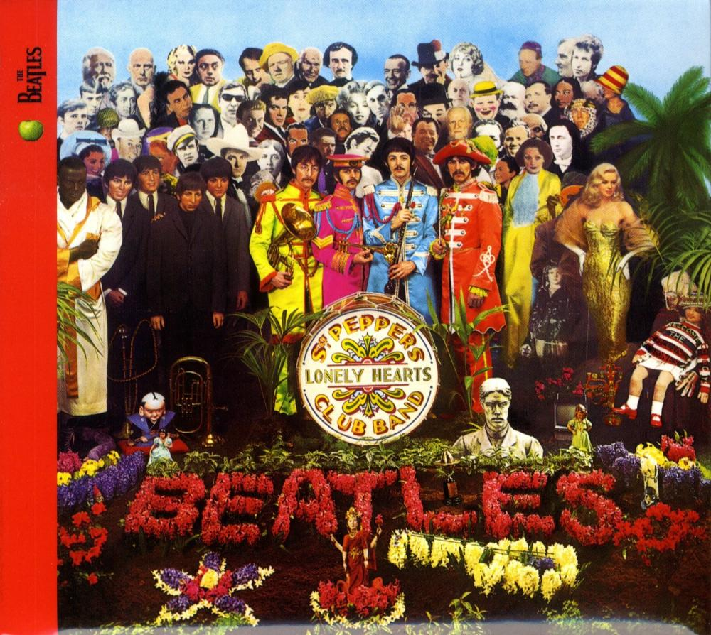 Beatles - Sgt Pepper'S Lonley Heart.