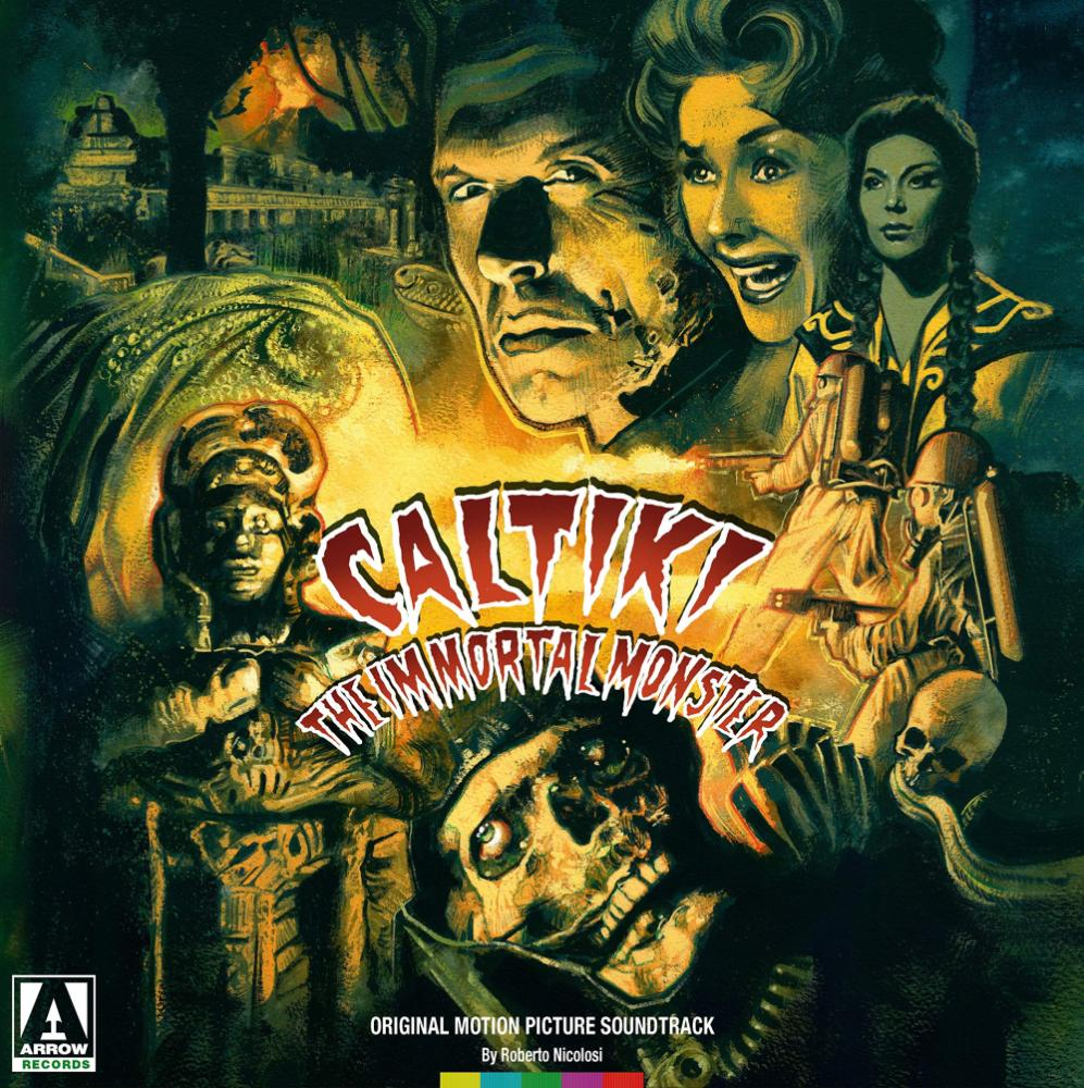 OST - CALTIKI THE IMMORTAL..