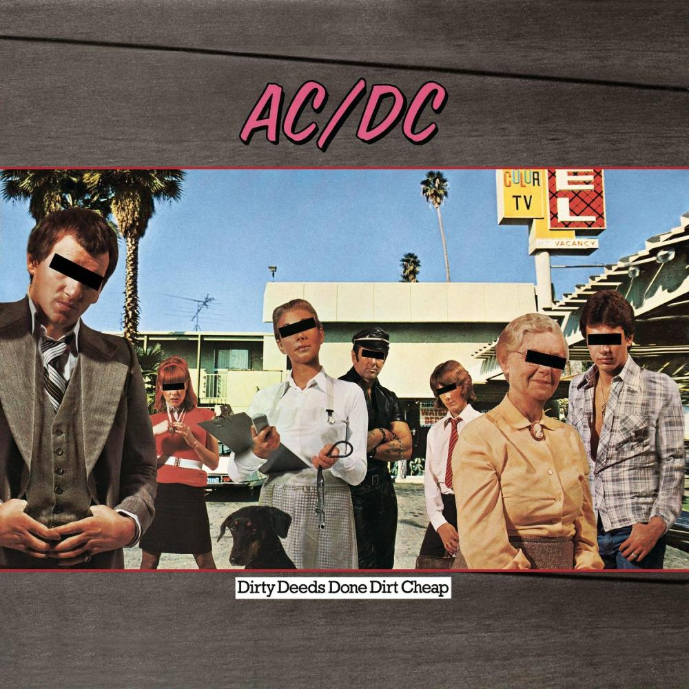 AC/DC - Dirty Deeds Done ...