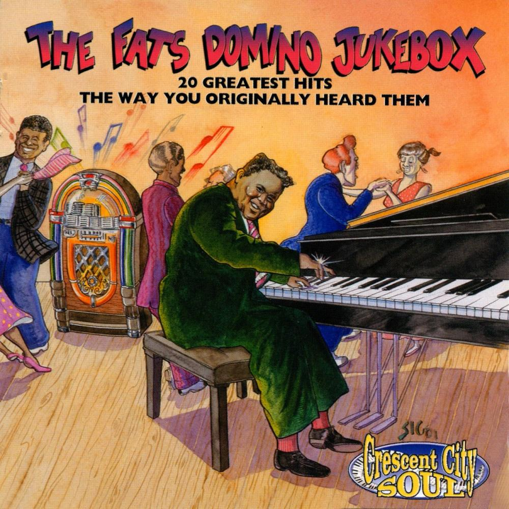 DOMINO FATS - FATS DOMINO/BEST OF