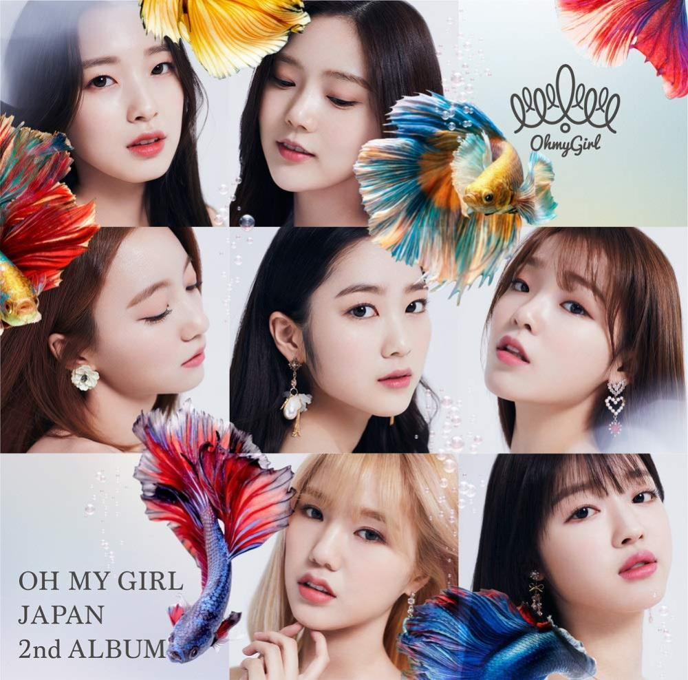 Oh My Girl - Oh My Girl Japan ...