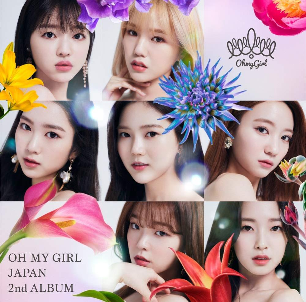 Oh My Girl - Oh My Girl Japan 2Nd ...