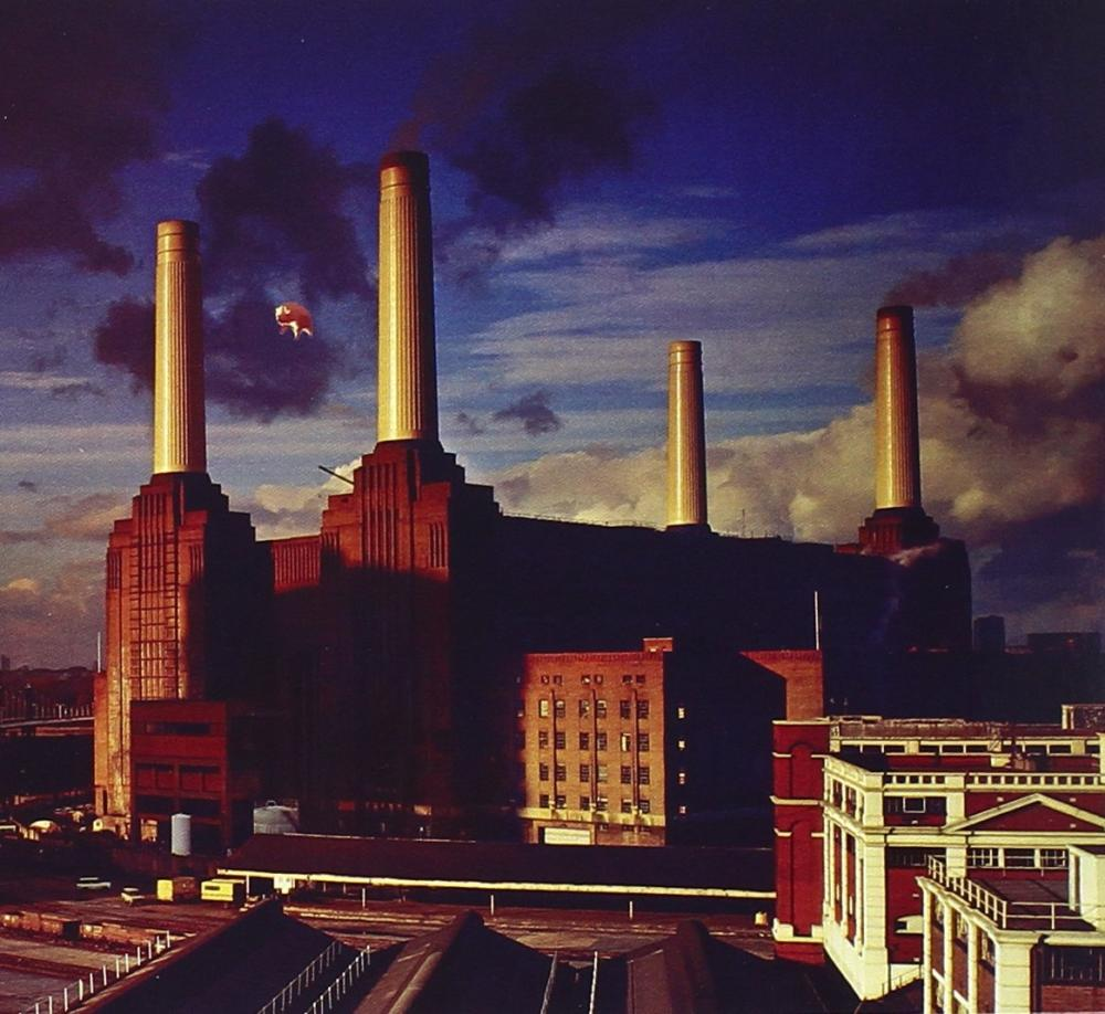Pink Floyd - Animals (2011)