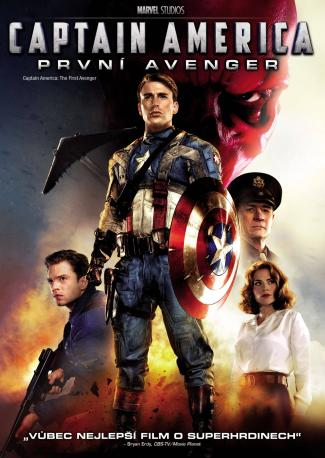 Captain America: První Avenger - Edice Marvel 10 let