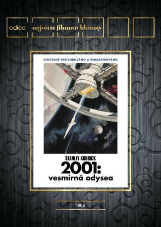 2001: Vesmírná odysea 3BD (UHD+BD+bonus disk)