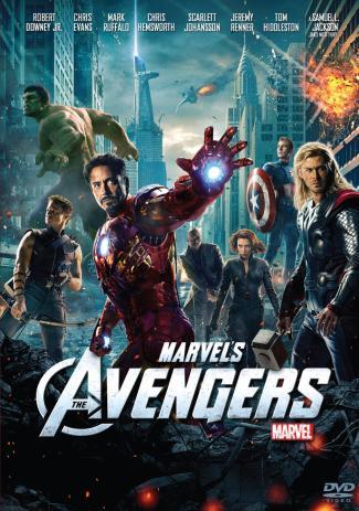 Avengers kolekce 1.-2. 2DVD