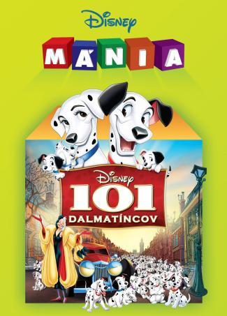 101 Dalmatinů De Bd