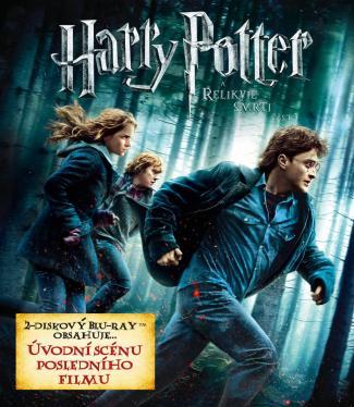 Harry Potter a Dary smrti - cást 1. DVD (SK)
