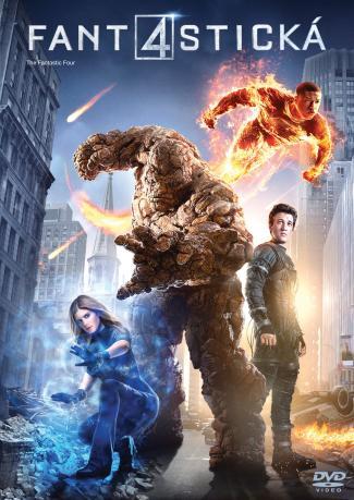 Fantastická čtyřka (2015) (Fantastic Four, The)