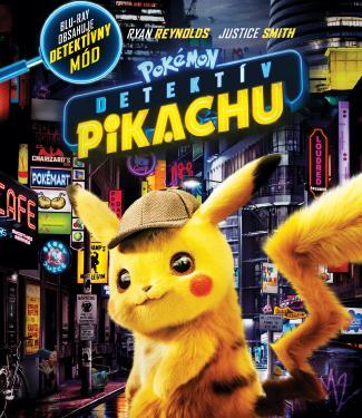 Pokémon: Detektiv Pikachu BD SK