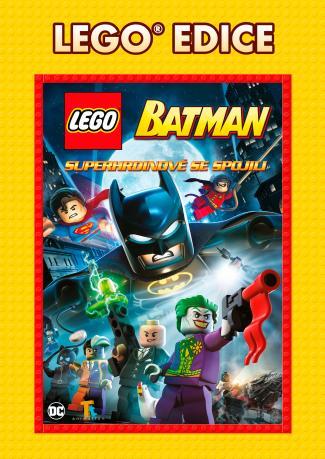 Lego Batman vo filme 2BD (3D+2D) (SK)