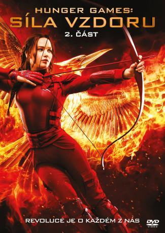Hunger Games kolekce 1-4 4DVD