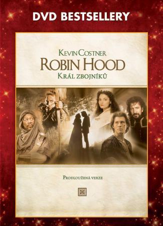 Robin Hood: Král zbojníků - DVD bestsellery